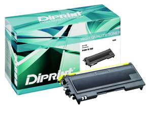 DIPRINT Toner, XXL, remanufactured, 150 g für Brother MFC 7220, MFC 7225N, MFC 7420, MFC 7820, MFC 7