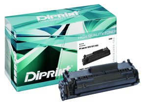 DIPRINT Toner, remanufactured, X-Treme für HP LJ 1010, LJ 1012, LJ 1015, LJ 1018, LJ 1020, LJ 1022,