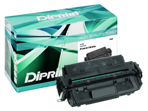DIPRINT Toner, remanufactured, BLACK für HP LJ 2100 Series, LJ 2200 Series, LJ EP+32 , kompatibel zu
